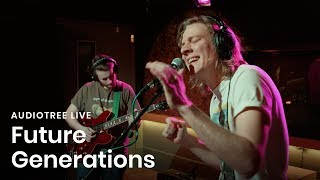 Gambar cover Future Generations on Audiotree Live (Full Session)