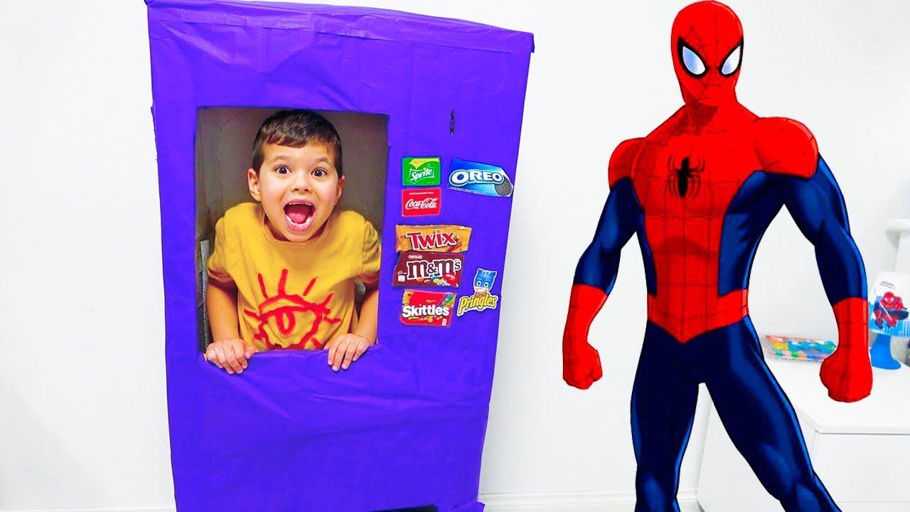 Егорка и новая история о супергероях
