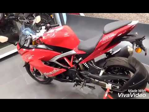 TVS Apache RR 310 - First Review on showroom Exclusive