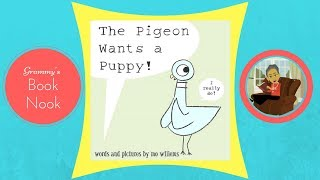 The Pigeon Wants a Puppy | Children's Books Read Aloud | Read Along