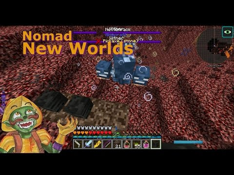 Nomad S2: Ep. 52: Witherstorms and Pollination | Blood Magic & Forestry