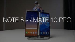 Samsung Galaxy Note 8 vs Huawei Mate 10 Pro - który wydajniejszy (i szybszy)?