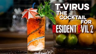 Resident Evil's T-Virus | How to Drink