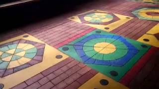 Декоративный бетон своими руками Ч 1