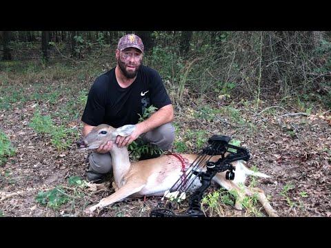 Deer hunt clean cook (part 1)