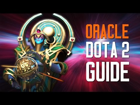 видео: oracle dota 2 guide / Оракул Дота 2 Гайд