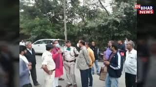 मुजफ्फरपुर के लंगट सिंह महाविद्यालय में छात्र नेता को गोली मार कर दिया हत्या