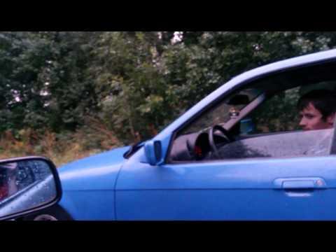 BMW e36 2.0l VS Audi 100 c4 2.3l