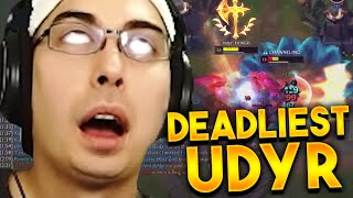 THE CONQ FLAME UDYR IS THE DEADLIEST @Trick2G