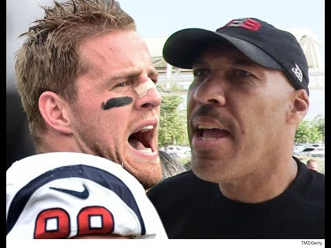 Lonzo Ball, Lavar Ball Dissed By JJ Watt
