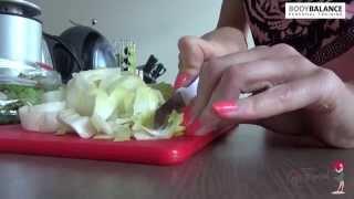 Evy's Witlof Salade Met Zalm