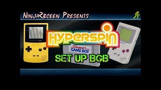 Hyperspin-Set up BGB