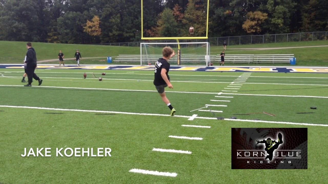 Jake Koehler | Kornblue Kicking Camps