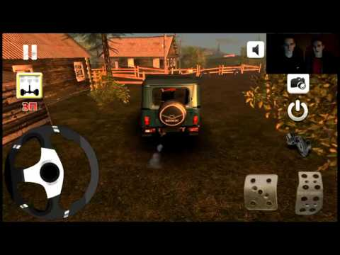 Обзор на игру Симулятор вождения УАЗ 4x4