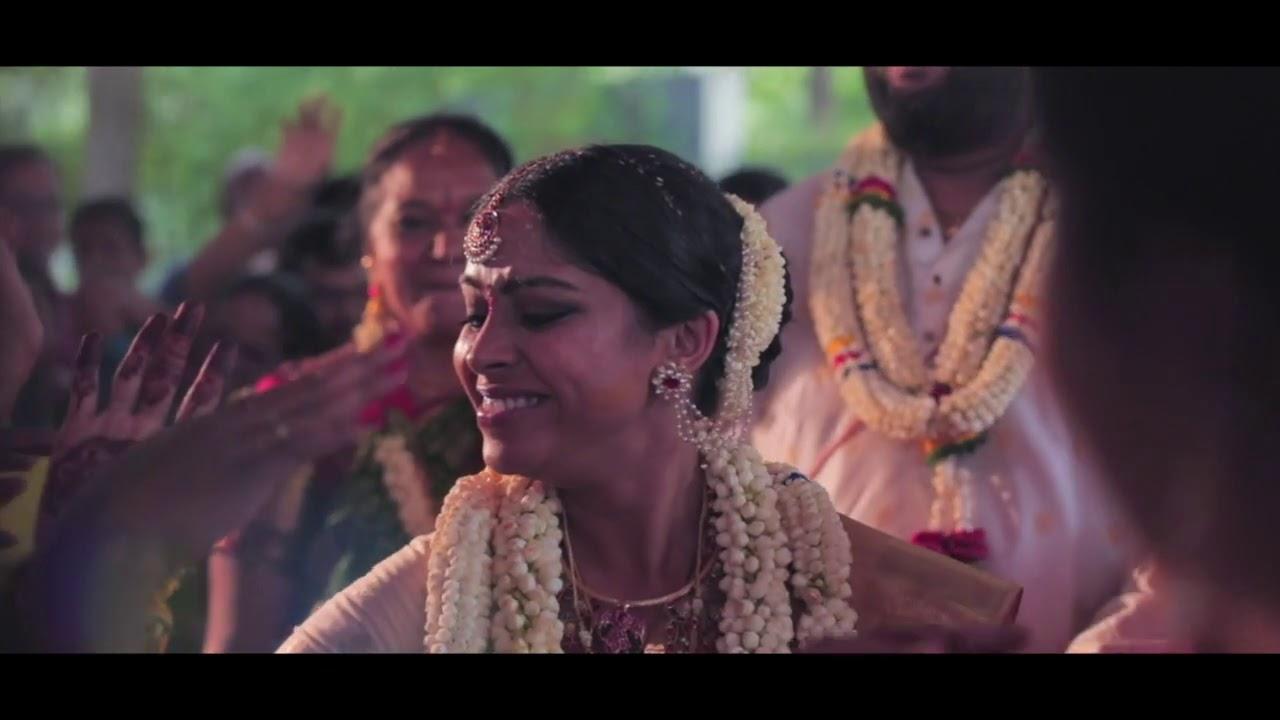 The Wedding day ¦ ALL OK weds NISHA ¦ South Indian Wedding Video