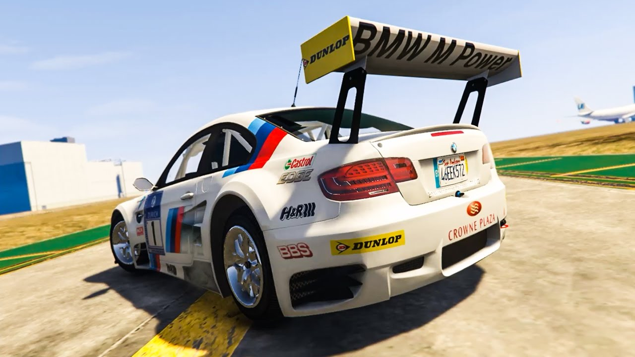 GTA 5 BMW CAR PACK #1 (BMW M3 GT2, 750Li, M3 E30) - GTA V ...
