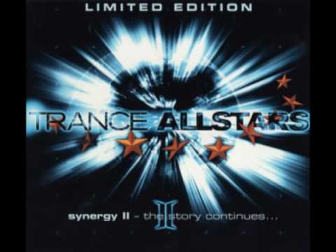 Trance Allstars ‎– Synergy II - The Story Continues CD1