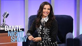 La gran cantante Lety López lleva su voz y su talento al teatro y telenovelas – Dante Night Show