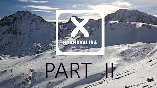 Exploring the incredible GRANDVALIRA, ANDORRA - Vlog Part II w/ Greg Snell - Travel Dudes