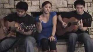 Hands Down - Zandi & Justin ft. Mu (Dashboard Confessional cover)