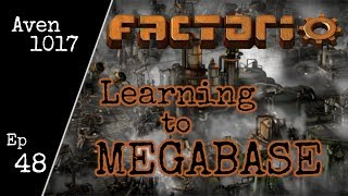 Factorio - Learning to Megabase Ep 48: Oil outpost - Let's Play, Gameplay, 0.17