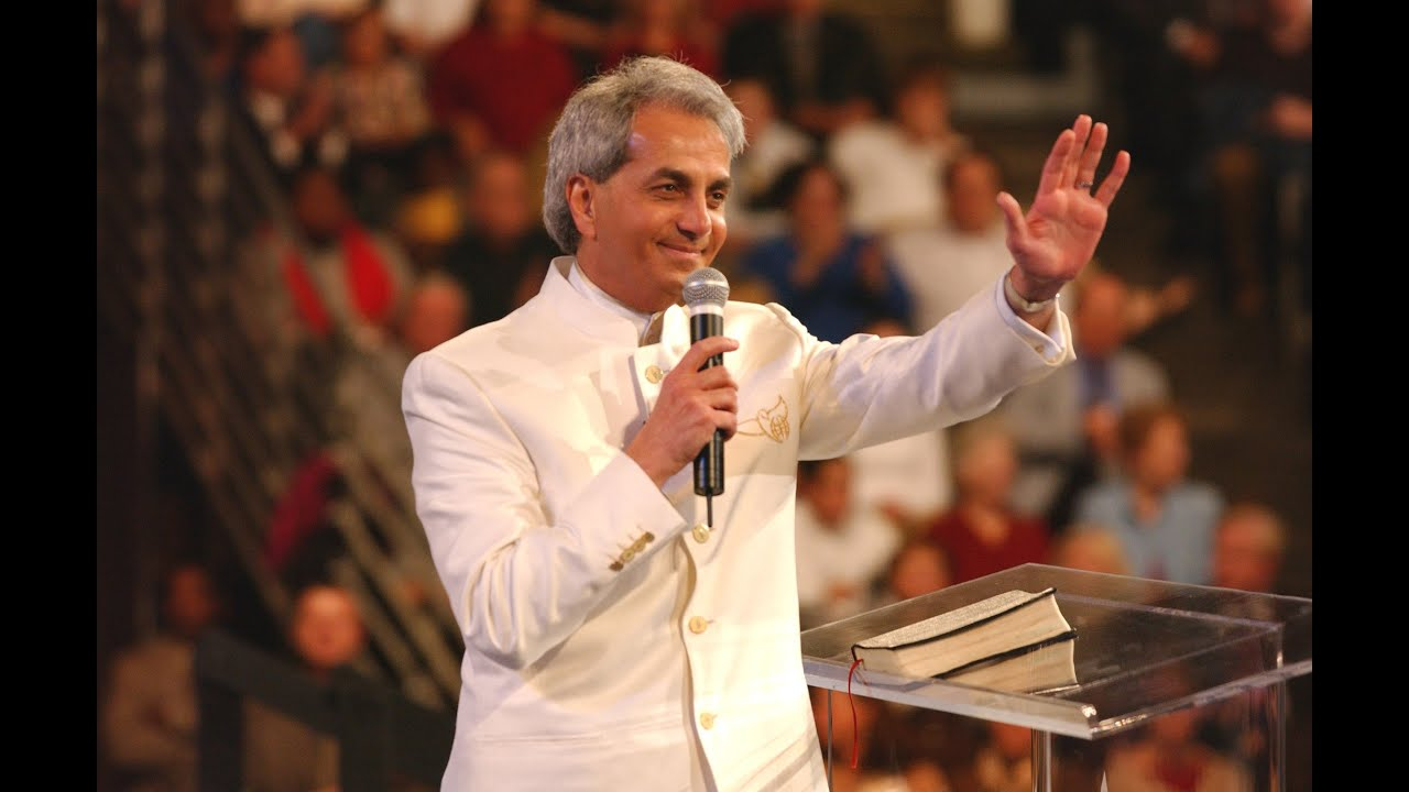 Image result for PICTURES OF BENNY HINN