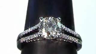 Кольцо с бриллиантом(, 2012-09-08T19:12:52.000Z)