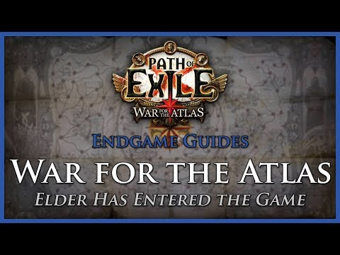 Path of Exile [3.1]: War for the Atlas Explained