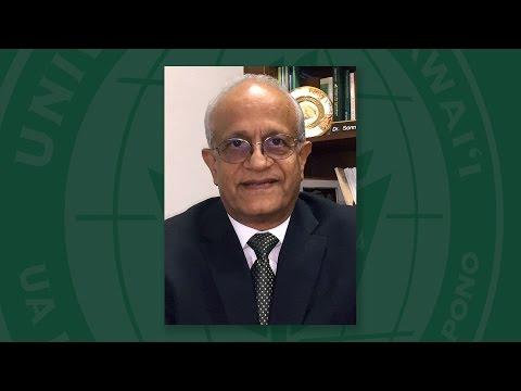 UH Manoa chancellor finalist Sonny Ramaswamy