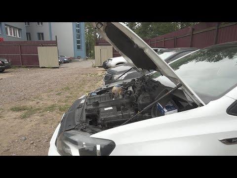 Двигатель CWVA прошел 120 ТЫСЯЧ жив ли он (эндоскоп) | отVAGа