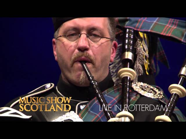Amazing Grace Music Show Scotland Ahoy Rotterdam Youtube