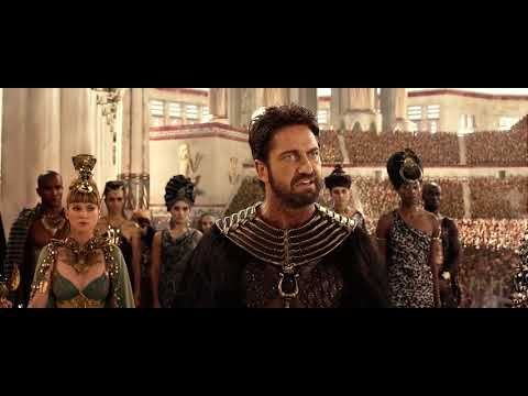 Gods of Egypt in hindi ak made it