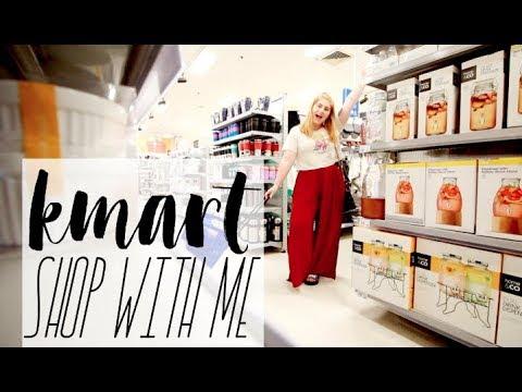 Shop With Me KMART / September 2018 Haul