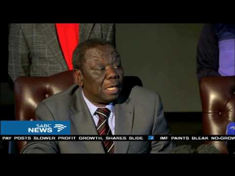 Mujuru and Tsvangirai signed a pre-election MOU