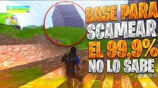 💣NEW BASE TO SCAMEAR TO SCAMMER 99.99%DOES NOT KNOW FORTNITE SAVE THE WORLD💣