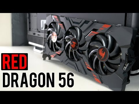 PowerColor Red Dragon RX Vega 56 Review and Gaming Benchmarks
