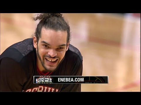 2014.03.02 - Joakim Noah Triple-Double Full Highlights vs Knicks - 13 Pts, 14 Assists, 12 Reb