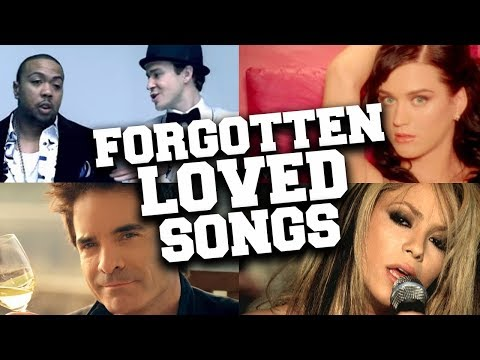 Songs You Forgot You Loved - YouTube