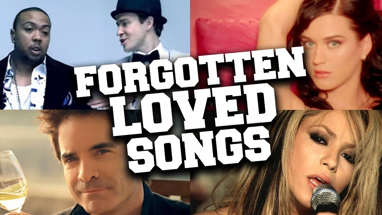 Songs You Forgot You Loved Youtube