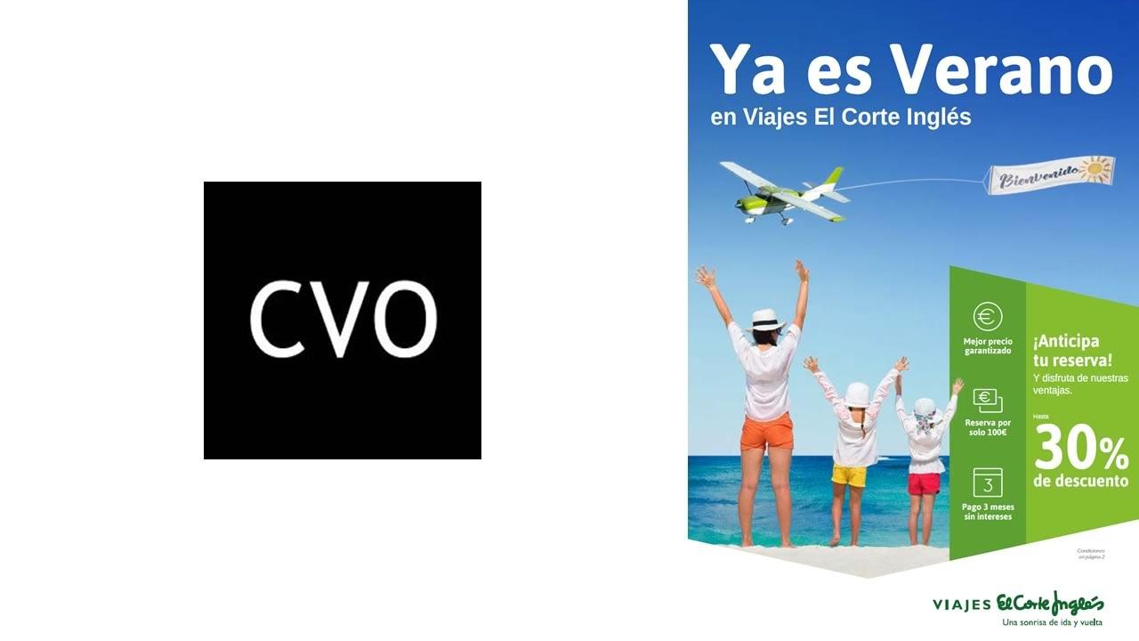 Viajes el corte ingles cat logo de vacaciones de verano 2016 espa a youtube - El corte ingles catalogo digital ...