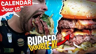 Énorme Burger qui me détruit ! - Jour 10