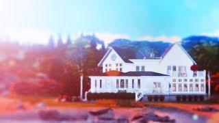 Дом на ПОБЕРЕЖЬЕ | Строительство в The Sims 4 | NO CC | TS4