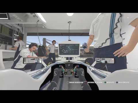 F1 Virtual - F1 2016 F1 Friends Cup - Pretemporada GP de Silverstone   EN DIRECTO