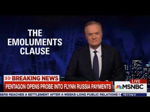 """General Michael Flynn Caught Lying: """"I did not take any money from Russia!"""""""