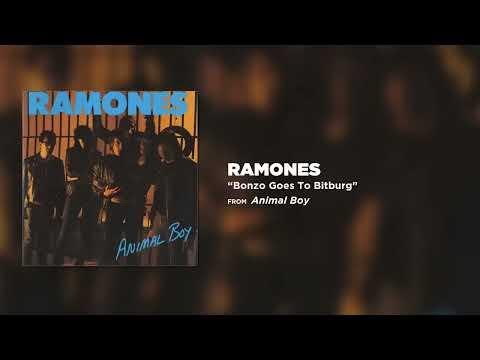 Ramones - Bonzo Goes To Bitburg (Official Audio)