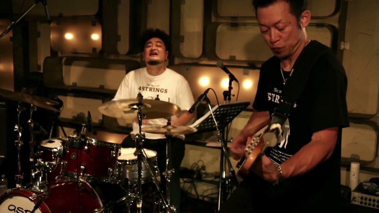 teppei trio 2021/7/3 Bass&Drumsolo Fender 1969 JazzBass