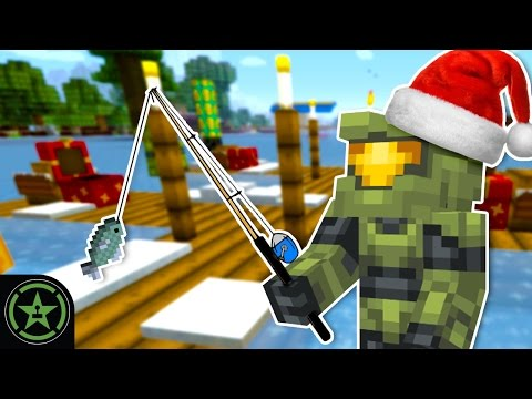 Let's Play Minecraft – Episode 238 – Fishing Rodeo and Jamboree V