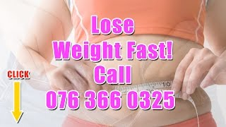 HCG Injections Lose Weight Fast In Cape Town