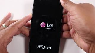 How to Hard Reset the LG K20