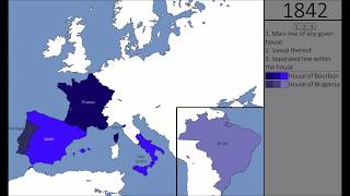 The Capetian Dynasty: Every Year